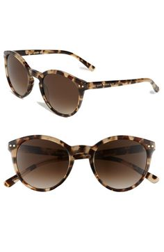 I want these! They look so good on. (kate spade new york retro sunglasses available at Nordstrom)