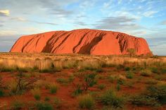 Uluru (Ayers Rock), Alice Springs, Australia - Beautiful Places to Visit Australia Tours, Australia Travel, Australian Cruises, The Places Youll Go, Places To See, Alice Springs Australia, Ayers Rock Australia, New Zealand Tours, Vacations To Go