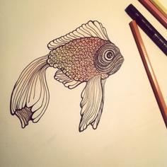 Draw #fish
