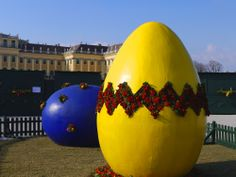 Easter Market Schönbrunn Palace (5.4. - 21.4.2014) Maria Theresia, Kaiser Franz, Eurotrip, Superhero Logos, Palace, Easter, Events, Easter Activities, Palaces