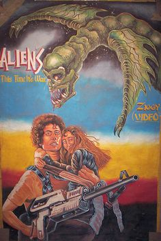 Ghana Movie Posters  Now I love movie posters, particular 80s ones from Thailand…because they're awesome. But today I stumbled across a whole new level of awesomeness….movie posters from Ghana!  They're hilarious. Here are but a few of my personal favourites….