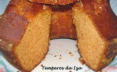 Ingredientes: 1 lata de leite condensado cozido (397 gr) 6 claras 1 chávena de chá de açúcar 1 chávena de óleo 2 chávenas de chá de farinha 1 colher de chá de fermento em pó Manteiga para untar q.b. Farinha para polvilhar q.b. Preparação: Pré aqueça o forno a 180º. Unte uma forma de buraco … Food Cakes, Chocolate, Cornbread, Banana Bread, Cake Recipes, French Toast, Food And Drink, Breakfast, Ethnic Recipes