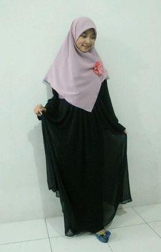 True Hijab | Syar'i | Khimar by @HijabAlila | This is HIJAB ...