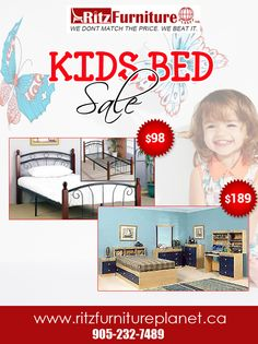 Special sale on kids bed Grab this limited offer soon!! Ritz Furniture Planet Ltd. contact @ 289-521-7489. visit at: http://www.ritzfurnitureplanet.ca/ #LivingRoomFurnitureMississauga #FurnitureStoresMississauga #ModernFurnitureMississauga  #bedroomfurniture