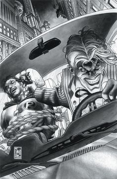 Detective Comics #826 cover by Simone Bianchi