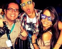 Para el RumbÓN Pool Party Caracas tienes que lucir tus lentes al mejor estilo Full ON