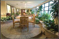 Enjoy a complimentary chair massage in our atrium. Atrium, Massage Chair, Dentistry, Spa, Patio, Outdoor Decor, Home Decor, Decoration Home, Room Decor