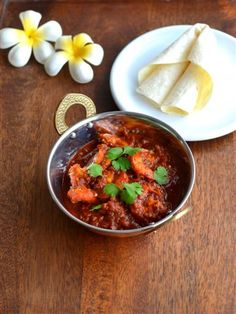Hot, Sweet and Sour: Prawn Pathia Curry