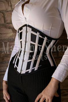 Madame Sher, lattice corset