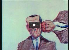 Your Face by Bill Plympton
