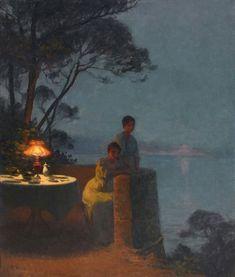 Marcel Rieder: Veillée En Bord De Mer