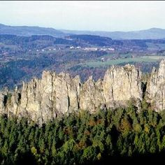 Suché skály, part of Cesky Raj - or Bohemian Paradise... so beautifully romantic and diverse. Great memories.