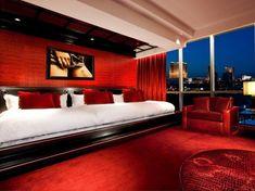 The Provocateur Penthouse Suite at Hard Rock Hotel, Las Vegas