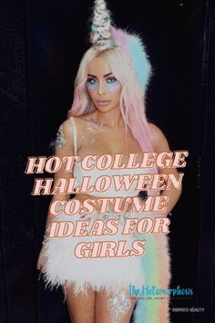 This post is going to show you 70+ college Halloween costume ideas for girls to go all out this year! Make the best of your college years by going out on Halloween and having fun with your friends. I promise you won't regret it! #halloween #halloweencostume Unique Couple Halloween Costumes, Halloween Couples, Halloween Diy, College Years, College Hacks, College Fun, Popular Costumes, Costumes For Teens, College Necessities