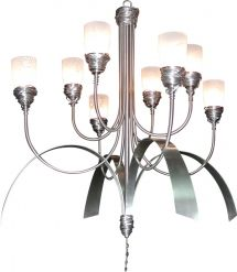 We have built custom lighting fixtures since our expert artisan can reproduce diferents patinas and finishes. Chandelier Lighting Fixtures, Metal Chandelier, Chandeliers, Custom Lighting, Modern Classic, Bespoke, Ceiling Lights, Home Decor, Homemade Home Decor