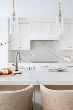 Are you considering a sustainable kitchen renovation or makeover? Tap to learn how to choose sustainable options for stone countertops. Keep reading and learn the latest and greatest sustainable interior design materials guaranteed to make a big statement with a small environmental impact. Hadley Court Interior Design blog