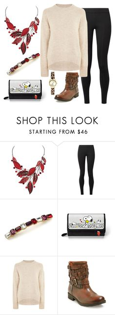 """Untitled #3213"" by mountain-girl-lynn ❤ liked on Polyvore featuring The Row, L. Erickson, The Bradford Exchange, Native Youth and Miz Mooz"