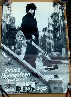 Bruce Springsteen - BORN TO RUN (USA Columbia, 1975)
