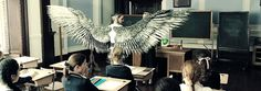 (Tamsin from Lost Girl) #wings gif