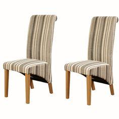 Hannah Dining Chair (Pair)