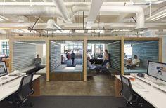 industrial office space. Breakroom, 1 on 1's