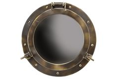 Porthole Nautical Mirror