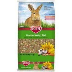 Kaytee Fiesta Rabbit 20 lb.