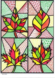ideas art dessin automne for 2019 Fall Art Projects, School Art Projects, Art School, Autumn Crafts, Autumn Art, Arte Elemental, Classe D'art, 4th Grade Art, Art Lessons Elementary