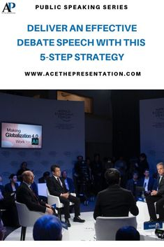 Here's a great post on how to deliver an engaging and convincing debate and speech, and make sure the audience favors your side of the debate. Check out these 5 key strategies to make your debate speech even more effective.  #debatespeech #debateandspeech #debatetips