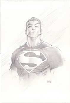 Superboy by Michael Turner