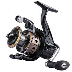 Goture Spinning Reel Smooth Fishing Reel With Metal Spool Freshwater Saltwater GT-V Series Up to 22 LB Drag  https://fishingrodsreelsandgear.com/product/goture-spinning-reel-smooth-fishing-reel-with-metal-spool-freshwater-saltwater-gt-v-series-up-to-22-lb-drag/  Goture new designed GT-V spinning fishing reel with double bearing systems that include 6 ball bearings and a gapless one-way clutch bearing for a smooth and consistent operation Stainless steel shaft with meshing pre