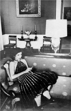 (Diet) Coke and Sympathy: Bianca Jagger in the White House - 1975