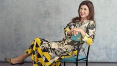 Kirstie Allsopp: Being a stepmother is much harder than being a mother Two Ladies, Stream Of Consciousness, Amal Clooney, Tv Presenters, Style Icons, Kimono Top, Lady, Women, Fashion