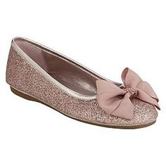 $12.99 Expressions- -Girl's Allondra 2 Dress Shoe - Pink