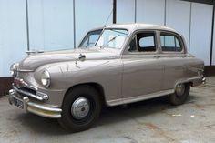 1954 Standard Vanguard