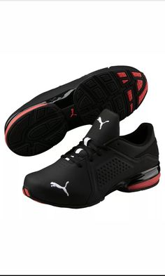 PRODUCT STORY The Viz Runner is the latest addition to the PUMA Viz-Tech line. PUMA Cat Logo at lateral toe cap and tongue tab. Style Rubber outsole provides traction and grip. Puma Cat, Cat Logo, Puma Mens, Training Shoes, Cleats, Workout, Jacket, Sneakers, Clothes