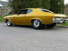 Pro Street '69 Chevelle SS