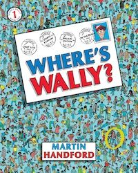 Where's Waldo? Paperback by Martin Handford (Author, Illustrator) The amazing original that set off the worldwide search for Waldo! Perfect for the youngest Waldo searcher, this special edition contai Wo Ist Waldo, Book 1, This Book, Wheres Wally, Thing 1, Book Activities, Childhood Memories, Childhood Toys, Mini