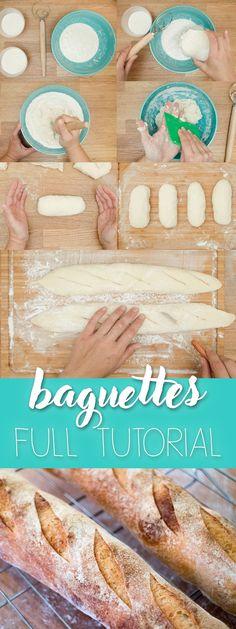 This Baguette recipe
