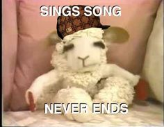 Scumbag Steve (and a shoutout to Lambchop and the song that never ends)