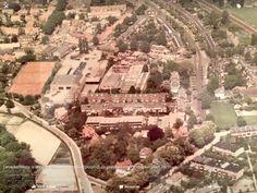 Luchtfoto Santpoort zuid