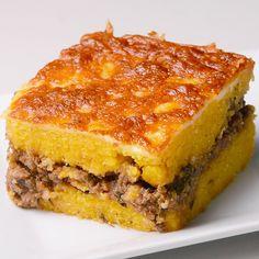 Trini Pastelle Pie Recipe