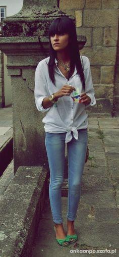 love the light jeans