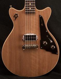 Duesenberg Dragster Oil & Wax DD2 Electric Guitar | Reverb