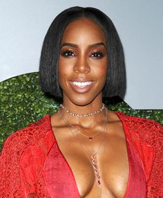 Kelly Rowland's bob - click through for more ways to style short haircuts!
