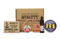 Besonderes Geschenk für den Mann - Bartpflegeset von Mr Natty. Inspiration zu Weihnachten. #Weihnachtsgeschenk