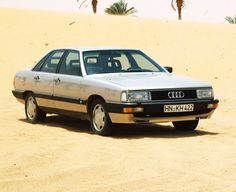 1983 Audi 200 Turbo