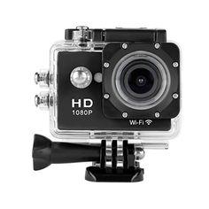 Floureon Waterproof Mini WiFi Action Sports Camera