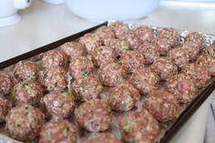 Laos meatballs recipe