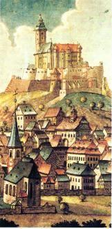 Konigstein im Taunus.  Amazing town near Frankfurt. I lived there for a short summer.
